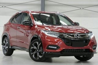 2019 Honda HR-V MY19 RS Phoenix Orange 1 Speed Constant Variable Hatchback.