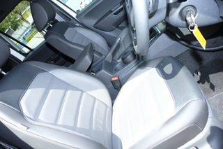 2018 Volkswagen Amarok 2H MY18 TDI550 4MOTION Perm Dark Label Candy White 8 Speed Automatic Utility