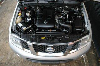 2013 Nissan Navara D40 S6 MY12 ST 4x2 Silver Lightning 5 Speed Sports Automatic Utility