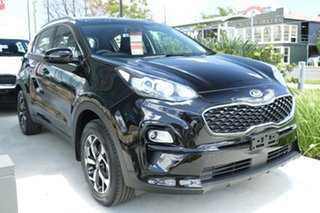 2019 Kia Sportage QL MY19 Si 2WD Cherry Black 6 Speed Sports Automatic Wagon.
