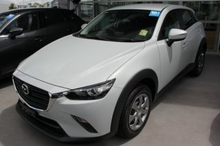2020 Mazda CX-3 DK2W7A Neo SKYACTIV-Drive FWD Sport White 6 Speed Sports Automatic Wagon.