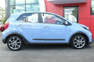 2019 Kia Picanto JA MY19 AO Edition Alice Blue 4 Speed Automatic Hatchback