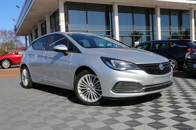 Used Holden Astra BK MY17 R, 2017 Holden Astra BK MY17 R Silver 6 Speed Sports Automatic Hatchback