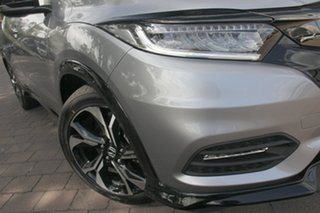 2020 Honda HR-V MY21 RS Lunar Silver 1 Speed Constant Variable Hatchback.