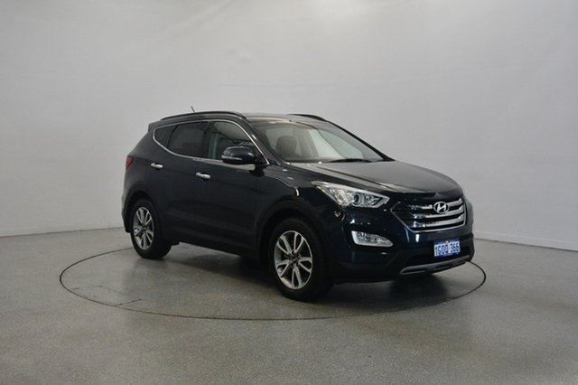 Used Hyundai Santa Fe DM MY14 Elite, 2014 Hyundai Santa Fe DM MY14 Elite Ocean View 6 Speed Sports Automatic Wagon
