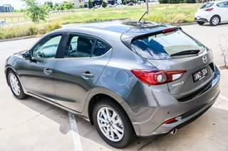 2018 Mazda 3 BN5478 Maxx SKYACTIV-Drive Sport Machine Grey 6 Speed Sports Automatic Hatchback.