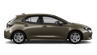 2018 Toyota Corolla Mzea12R Ascent Sport Oxide Bronze Continuous Variable Hatchback.