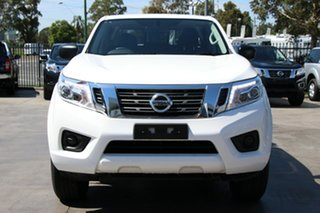 2018 Nissan Navara D23 S3 Silverline Polar White 7 Speed Sports Automatic Utility