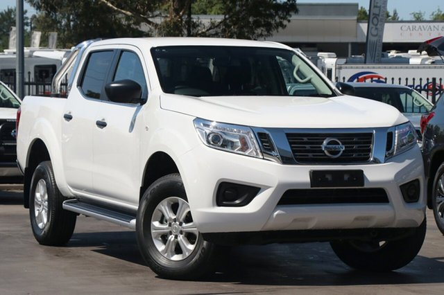 New Nissan Navara D23 S3 Silverline, 2018 Nissan Navara D23 S3 Silverline Polar White 7 Speed Sports Automatic Utility