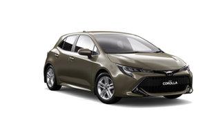 2018 Toyota Corolla Mzea12R SX Oxide Bronze Continuous Variable Hatchback.