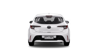 2021 Toyota Corolla Mzea12R Ascent Sport Glacier White 10 Speed Constant Variable Hatchback