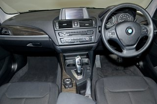 2012 BMW 116i F20 Blue 8 Speed Sports Automatic Hatchback