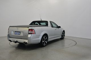 2017 Holden Ute VF II MY17 SV6 Ute Silver 6 Speed Sports Automatic Utility.