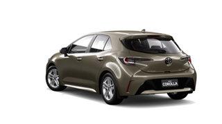 2018 Toyota Corolla Mzea12R Ascent Sport Oxide Bronze Continuous Variable Hatchback