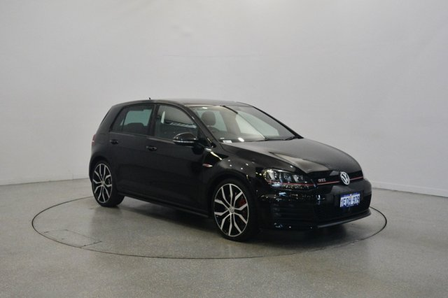 Used Volkswagen Golf VII MY15 GTI DSG Performance, 2014 Volkswagen Golf VII MY15 GTI DSG Performance Carbon Steel 6 Speed Sports Automatic Dual Clutch
