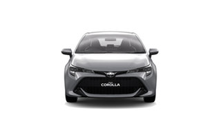 2018 Toyota Corolla Mzea12R Ascent Sport Silver Pearl Continuous Variable Hatchback