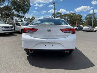 2018 Holden Commodore ZB MY18 RS Liftback Summit White 9 Speed Sports Automatic Liftback