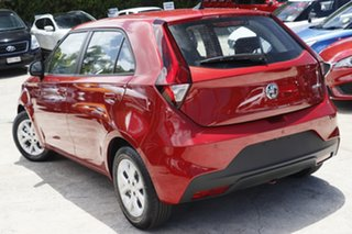 2020 MG MG3 SZP1 MY21 Core Red 4 Speed Automatic Hatchback.