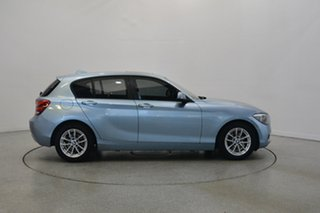 2012 BMW 116i F20 Blue 8 Speed Sports Automatic Hatchback.