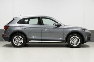 2017 Audi Q5 FY MY17 2.0 TDI Quattro Design Grey 7 Speed Auto S-Tronic Wagon