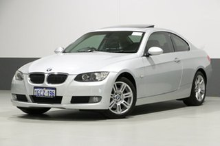 2008 BMW 323i E92 Silver 6 Speed Auto Steptronic Coupe.