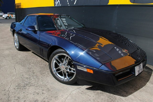 Used Chevrolet Corvette  , 1989 Chevrolet Corvette Blue Automatic Coupe