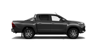 2019 Toyota Hilux GUN126R SR5 Double Cab Graphite 6 Speed Sports Automatic Utility.