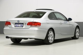 2008 BMW 323i E92 Silver 6 Speed Auto Steptronic Coupe