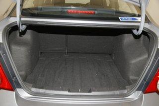 2012 Holden Barina TM MY13 CD Grey 5 Speed Manual Sedan