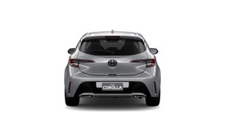 2019 Toyota Corolla Mzea12R ZR Silver Pearl 10 Speed Constant Variable Hatchback