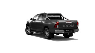 2019 Toyota Hilux GUN126R SR5 Double Cab Graphite 6 Speed Sports Automatic Utility