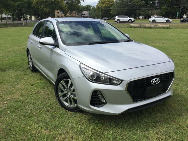 Used Hyundai i30 PD MY18 Active, 2017 Hyundai i30 PD MY18 Active 6 Speed Sports Automatic Hatchback