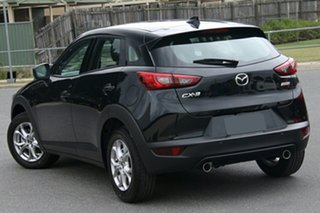 2020 Mazda CX-3 DK2W7A Maxx SKYACTIV-Drive FWD Sport Black 6 Speed Sports Automatic Wagon.