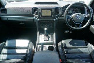 2017 Volkswagen Amarok 2H MY17.5 TDI550 4MOTION Perm Ultimate Indium Grey 8 Speed Automatic Utility