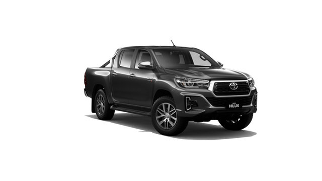 New Toyota Hilux GUN126R SR5 Double Cab, 2019 Toyota Hilux GUN126R SR5 Double Cab Graphite 6 Speed Manual Utility