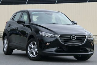 2020 Mazda CX-3 DK2W76 Maxx SKYACTIV-MT FWD Sport Jet Black 6 Speed Manual Wagon.