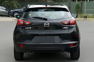 2020 Mazda CX-3 DK2W7A Maxx SKYACTIV-Drive FWD Sport Black 6 Speed Sports Automatic Wagon