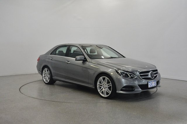 Used Mercedes-Benz E250 W212 MY14 7G-Tronic +, 2014 Mercedes-Benz E250 W212 MY14 7G-Tronic + Silver 7 Speed Sports Automatic Sedan