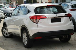2020 Honda HR-V MY21 VTi Taffeta White 1 Speed Constant Variable Hatchback