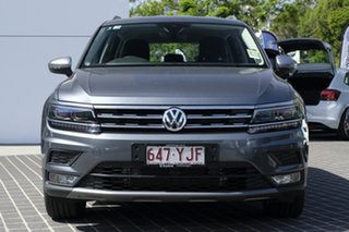 2018 Volkswagen Tiguan 5N MY18 110TDI DSG 4MOTION Comfortline Platinum Grey 7 Speed