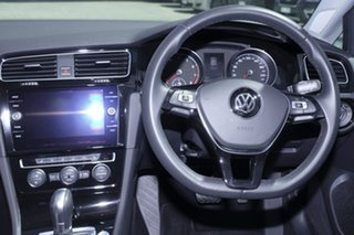 2017 Volkswagen Golf VII MY17 110TSI DSG Highline Blue 7 Speed Sports Automatic Dual Clutch