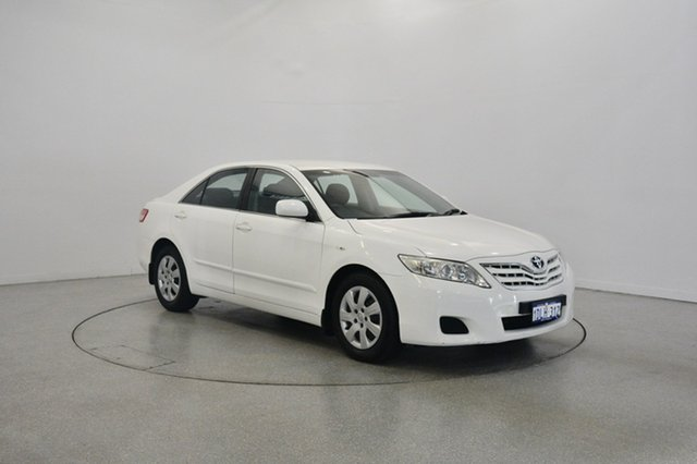 Used Toyota Camry ACV40R MY10 Altise, 2010 Toyota Camry ACV40R MY10 Altise White 5 Speed Automatic Sedan