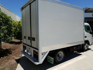 2015 Fuso Canter 515 DUONIC White FRIDGE VAN RWD