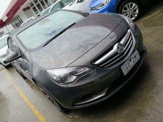 2015 Holden Cascada CJ MY16 Grey 6 Speed Sports Automatic Convertible.
