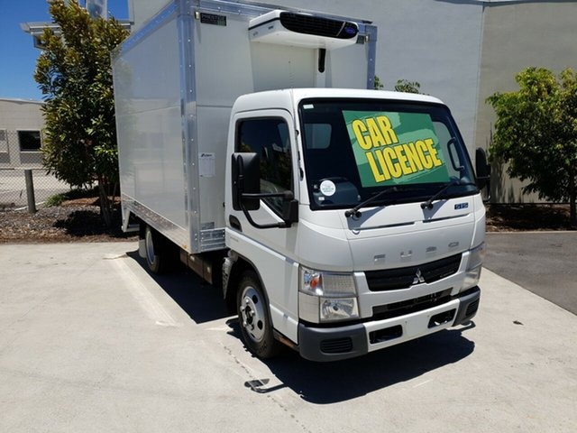 Used Fuso Canter  , 2015 Fuso Canter 515 DUONIC White FRIDGE VAN RWD