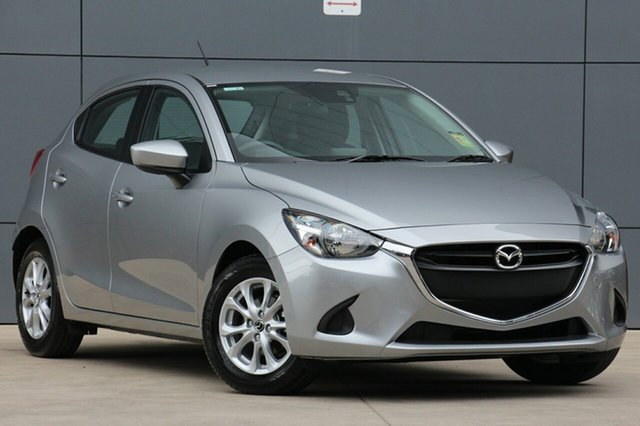 New Mazda 2 DJ2HA6 Maxx SKYACTIV-MT, 2018 Mazda 2 DJ2HA6 Maxx SKYACTIV-MT Aluminium 6 Speed Manual Hatchback