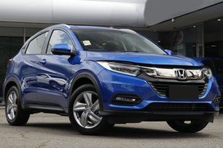 2019 Honda HR-V MY19 VTi-S Blue Automatic Wagon.