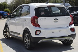 2018 Kia Picanto JA MY19 AO Edition Clear White 4 Speed Automatic Hatchback.