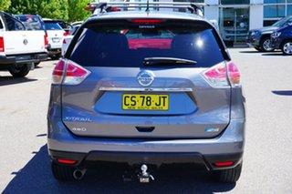 2015 Nissan X-Trail T32 TL 4WD Gun Metallic 6 Speed Manual Wagon