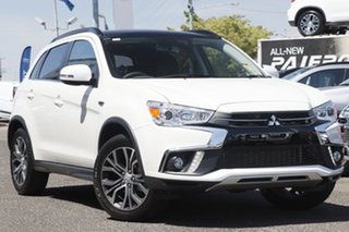 2019 Mitsubishi ASX Exceed Starlight 6 Speed Continuous Variable.